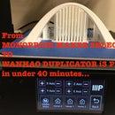 Convert Monoprice Maker Select Plus 3D to Wanhao Duplicator I3 Plus