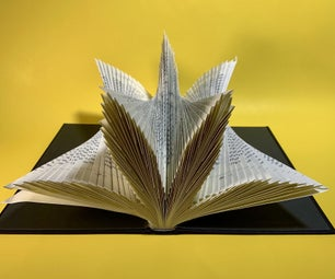 BOOK FOLDING PEAKS & VALLEYS