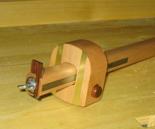 A Marking Gauge You Can't Buy