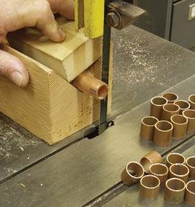 How to Turn Tool Handles