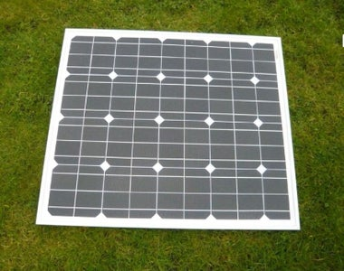 Selecting the Solar Panel