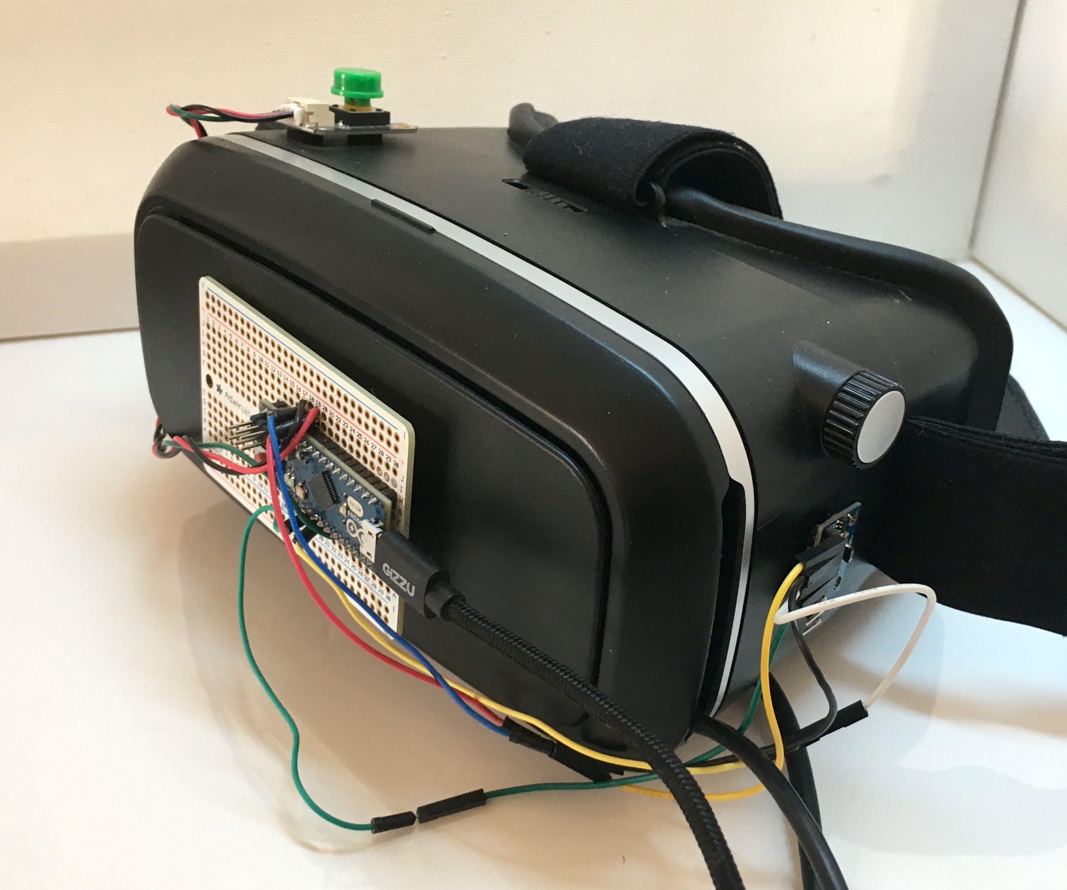 DIY VR HEADSET FOR $80