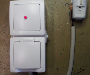 Nice and Cheap Enclosure for a Power Switch