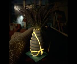 Restoring a Broken Vase With Kintsugi