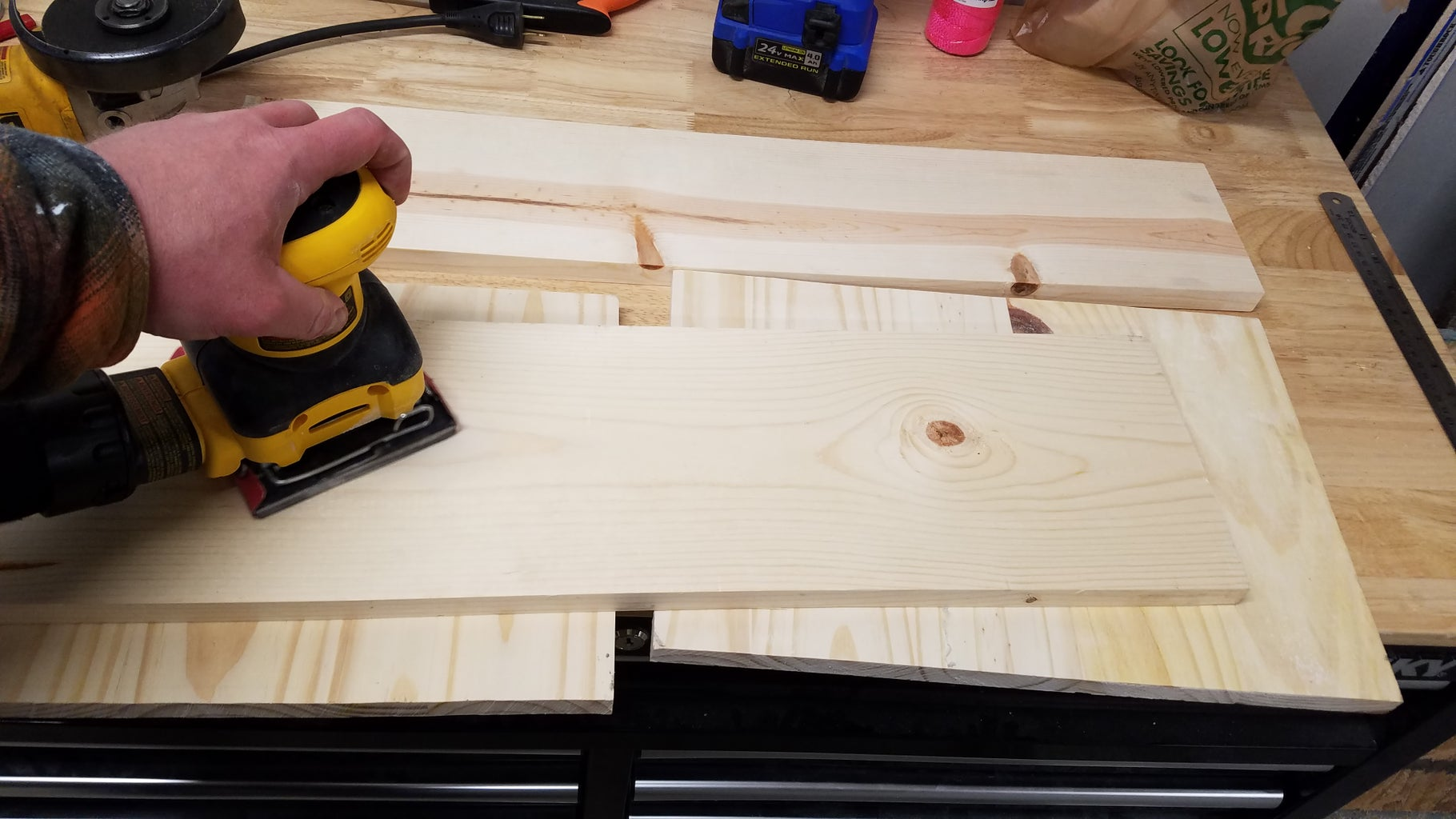 Getting Started: Wood and Metal Cutting