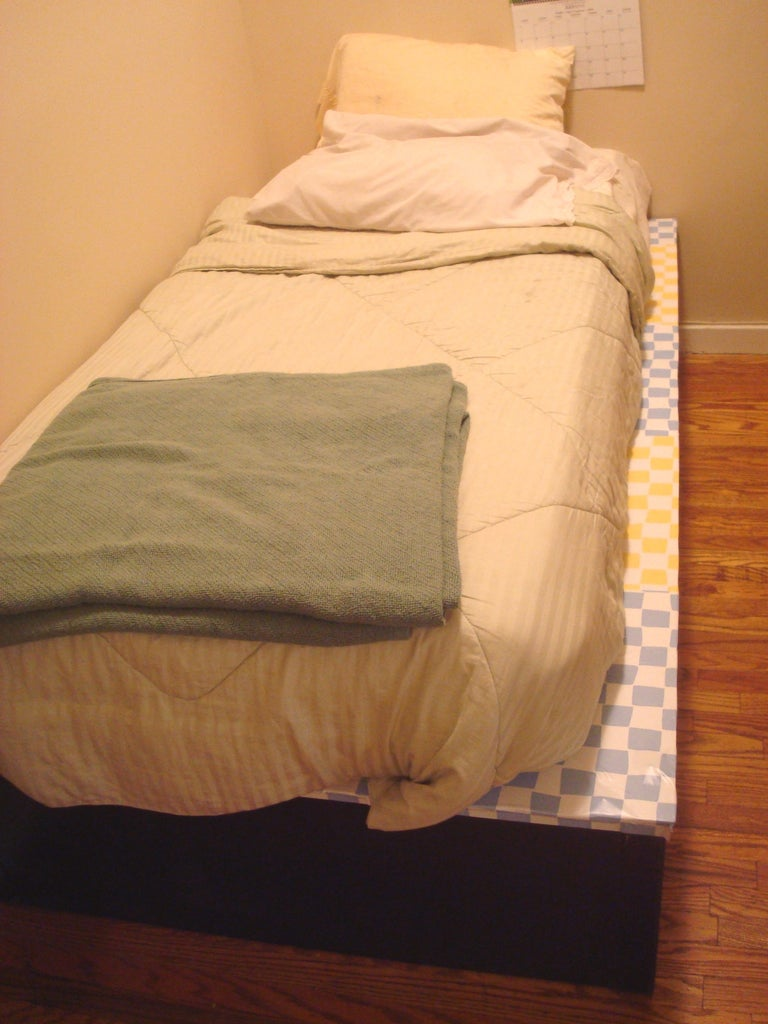 We Have a BED!