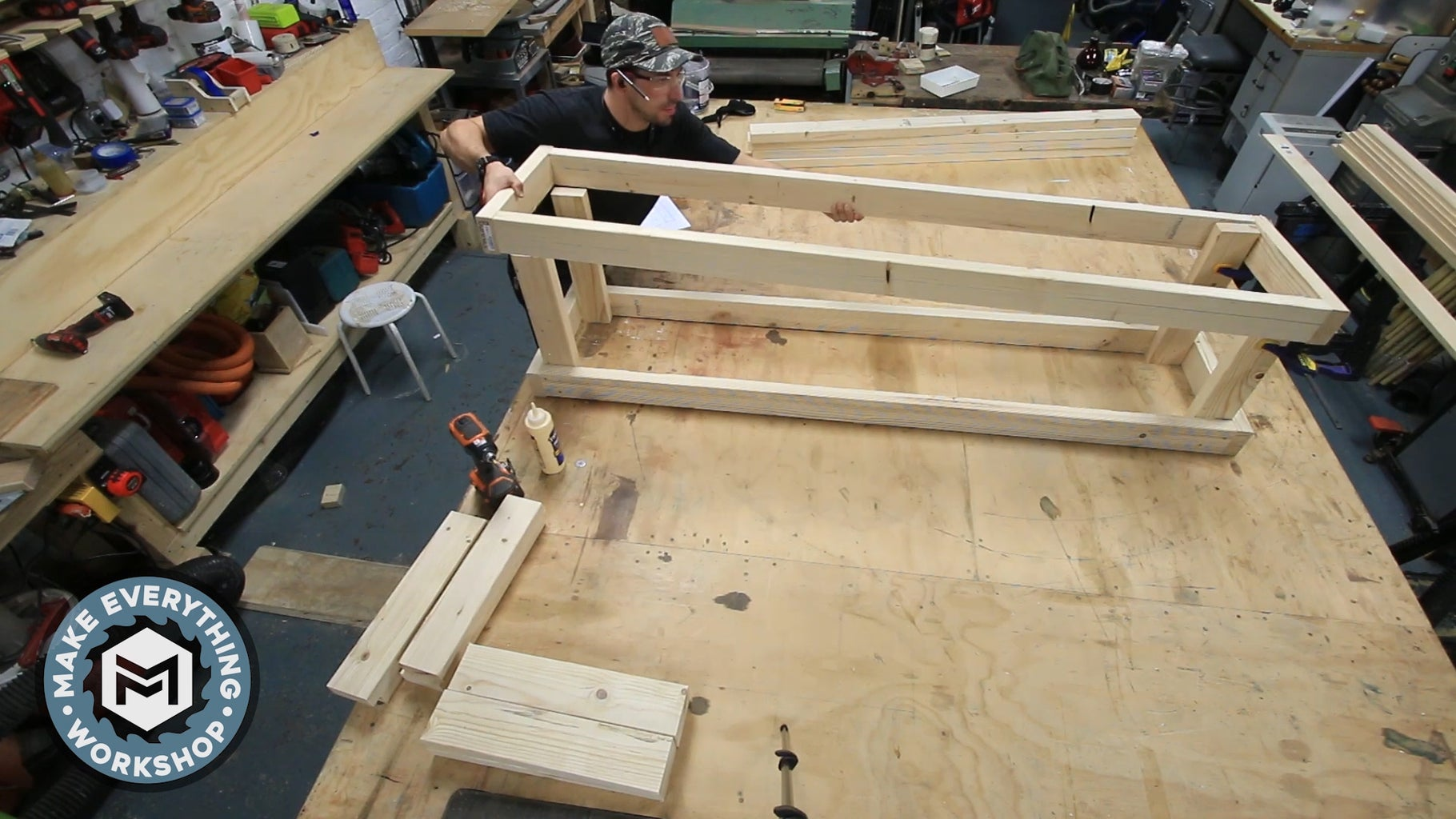Building the Frames