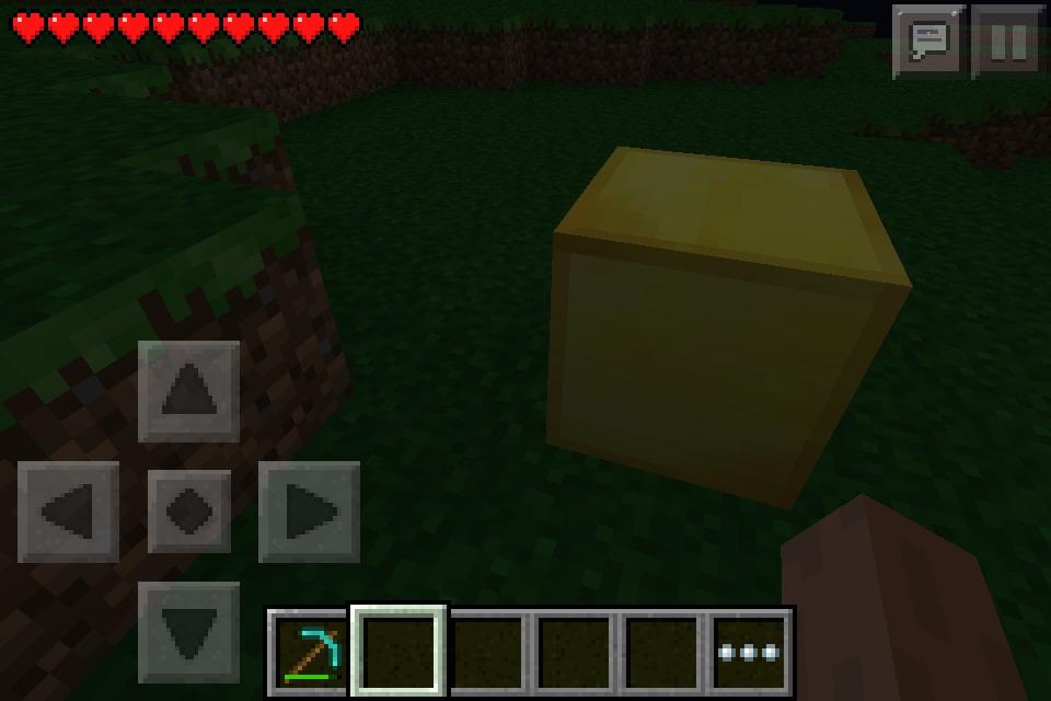 Duplicating Blocks In Minecraft Pe