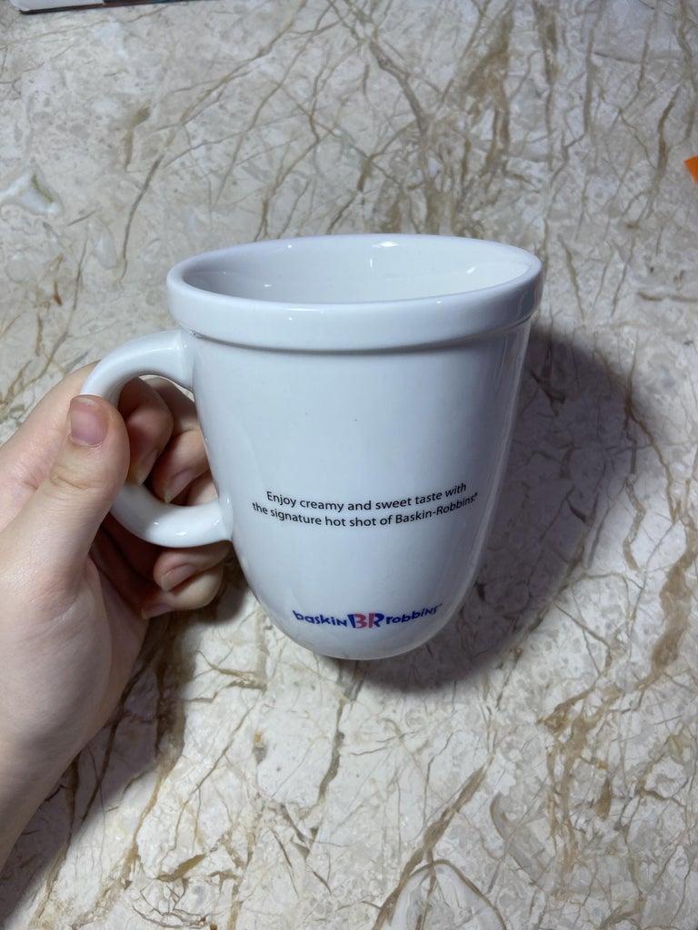 Making the Mummy Mug