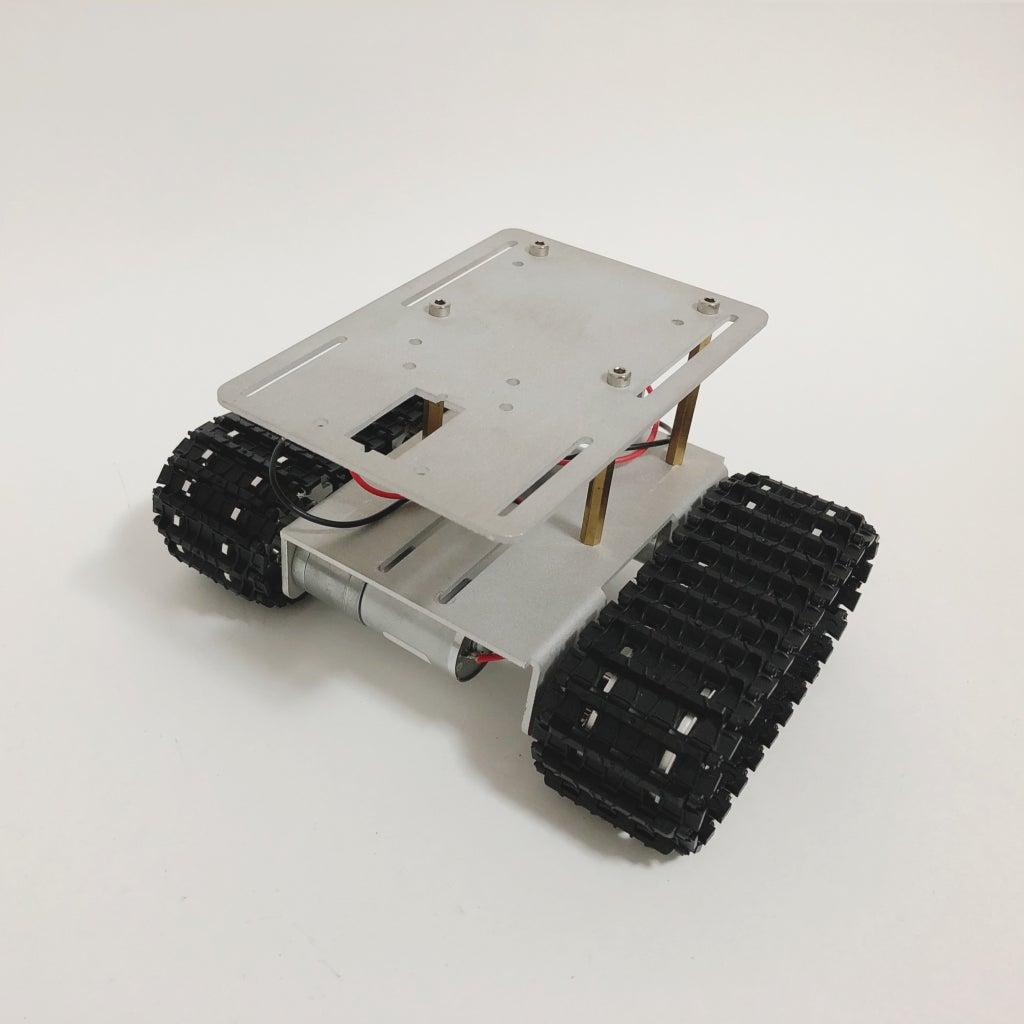 Assembling the Robot