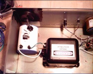 High Voltage Multiplier