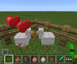 How to Breed Animals on Minecraft