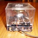 Clear Loud Cube Speaker