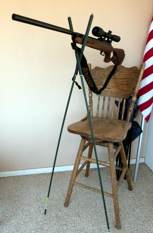 Easiest Rifle Bipod Rest