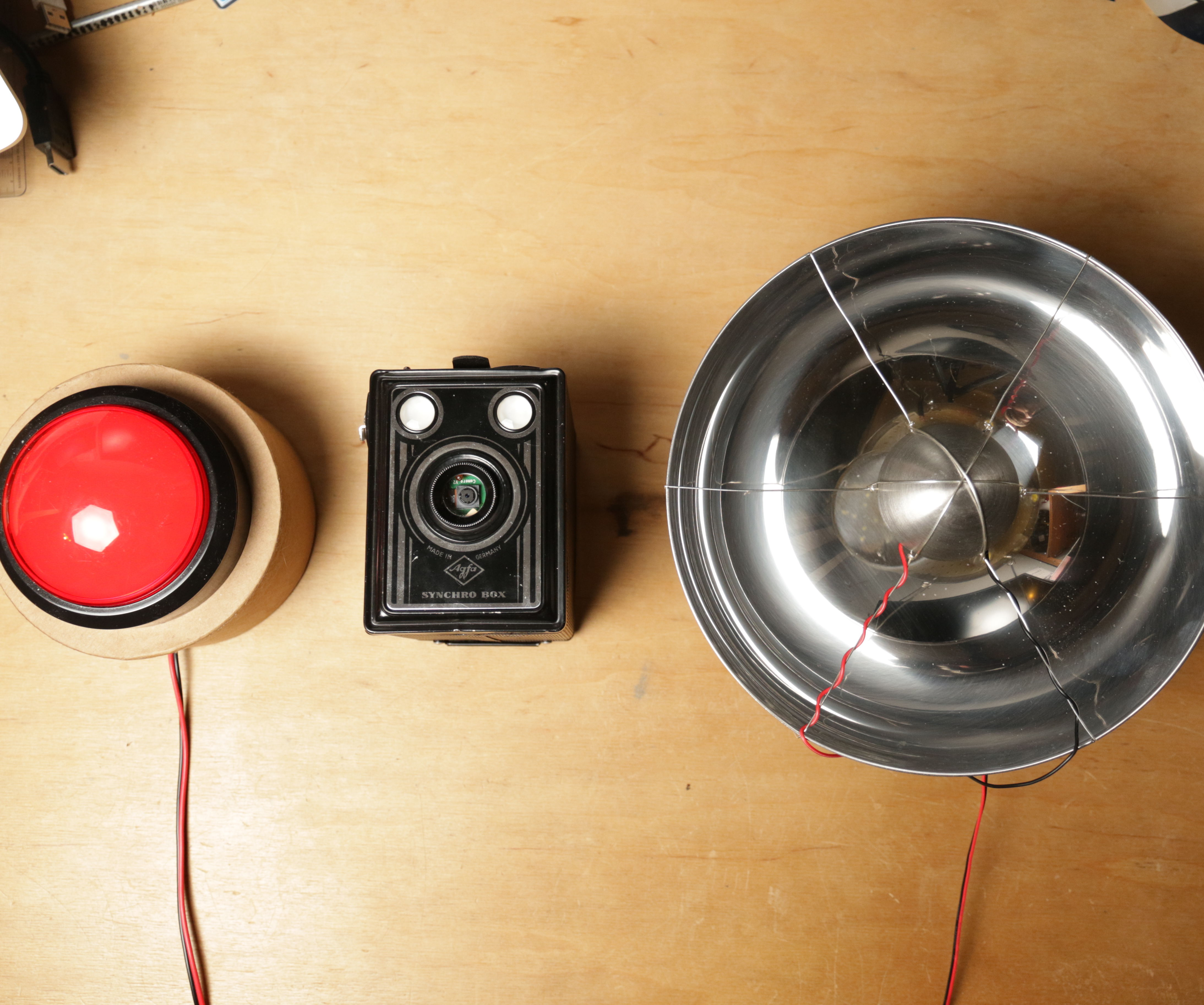 Raspberry Pi Photo Booth with automatic Upload
