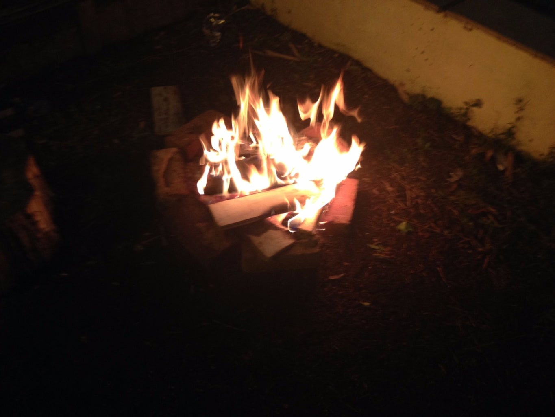 Build a Fire