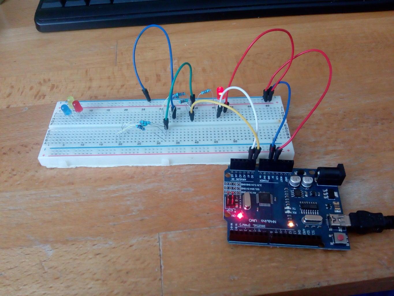I - V Curve With Arduino