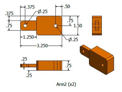 Arm Parts