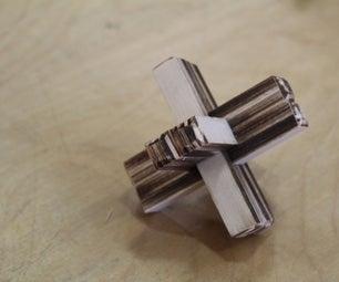 Noeud De Menuisier (3D Puzzle)