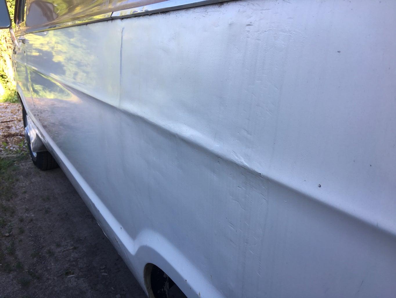 Rust and Leak Repair... Sigh...