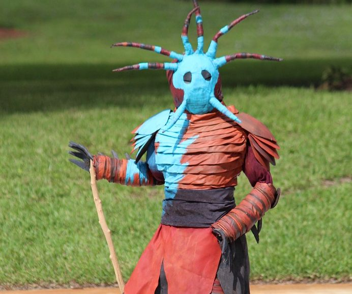Valka costume (How to Train Your Dragon)