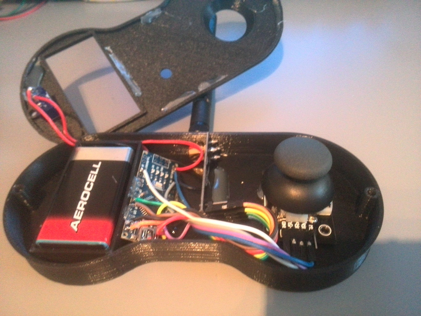 Wiring the Controller
