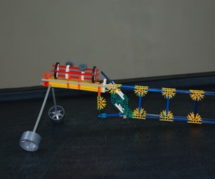 Knex Assault Sniper Rifle V2 K.A.S.R V2