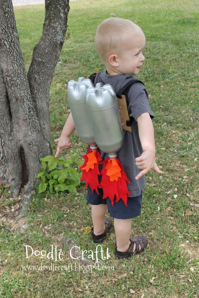 We Have Lift-off!  Rocket Jet Packs Are a Success!