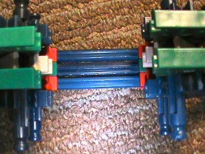 The Leg Connectors