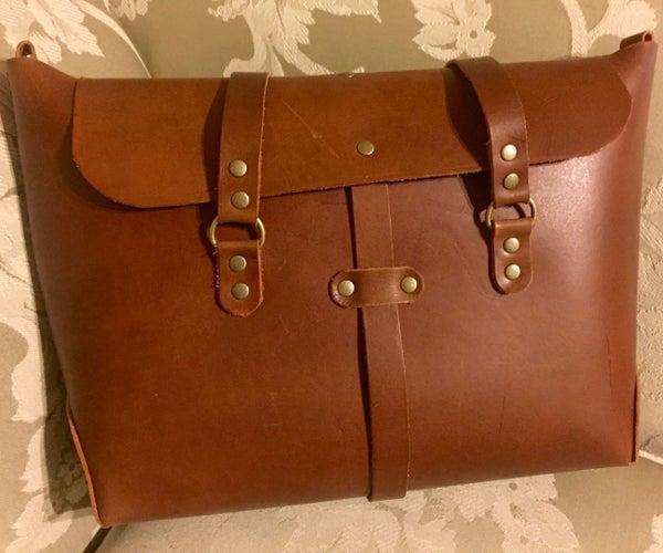 Beautiful Handmade Leather Purse