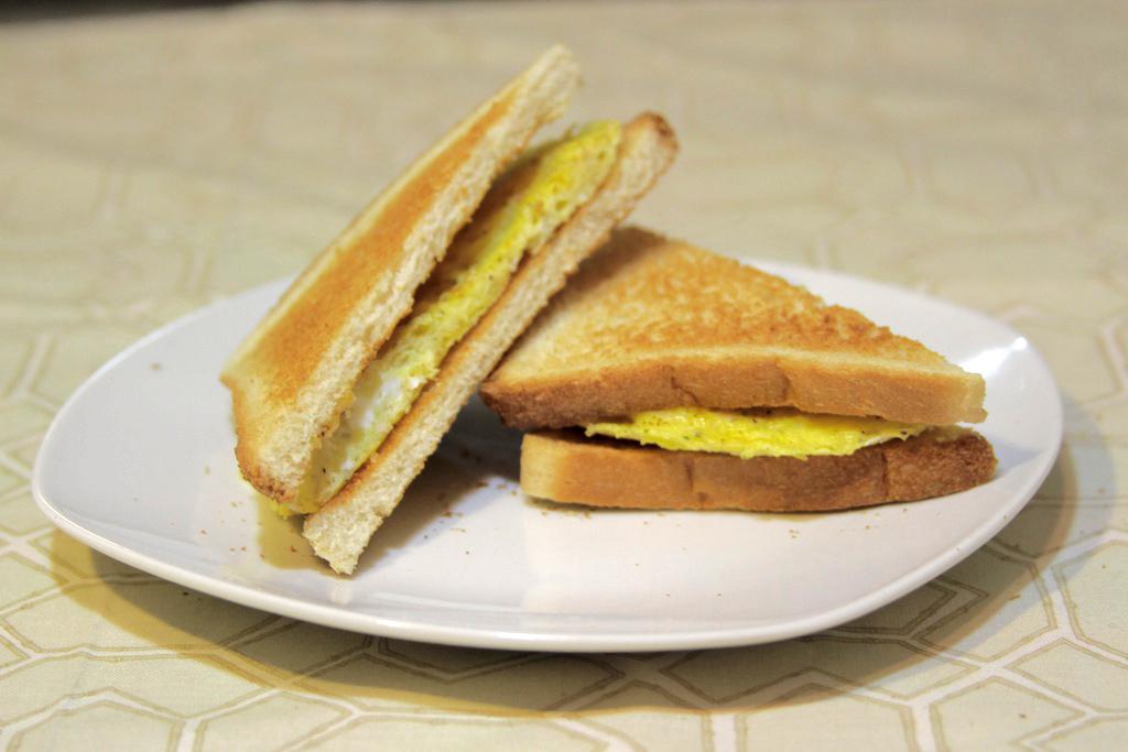 The Chicken-Embryo Sandwich