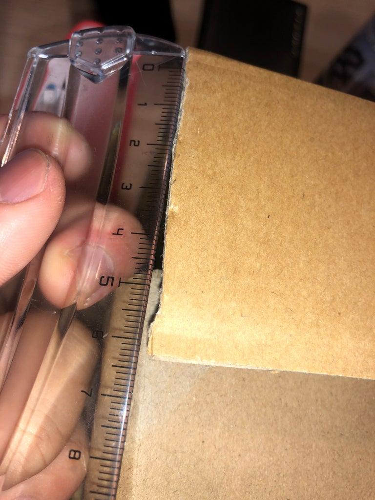 Cardboard ( Measurements)