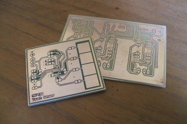 Make Your Own PCBs - Toner Method