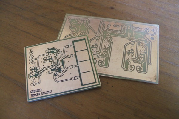 Make Your Own PCBs - Toner Method