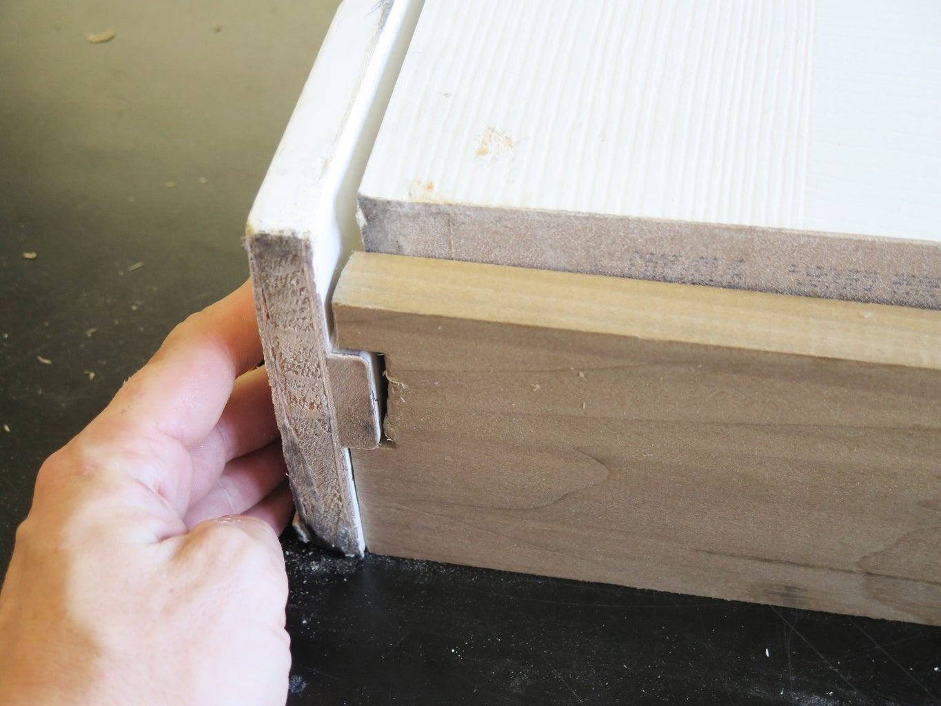 Install the Base Board