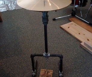 How to Make a Hi-Hat Stand