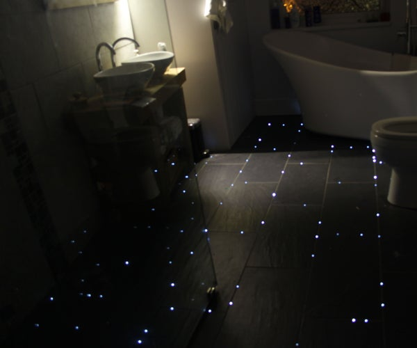 Build a Star Floor
