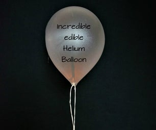 Incredible Edible Helium Balloon