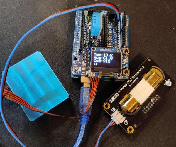 Arduino Air Sensor