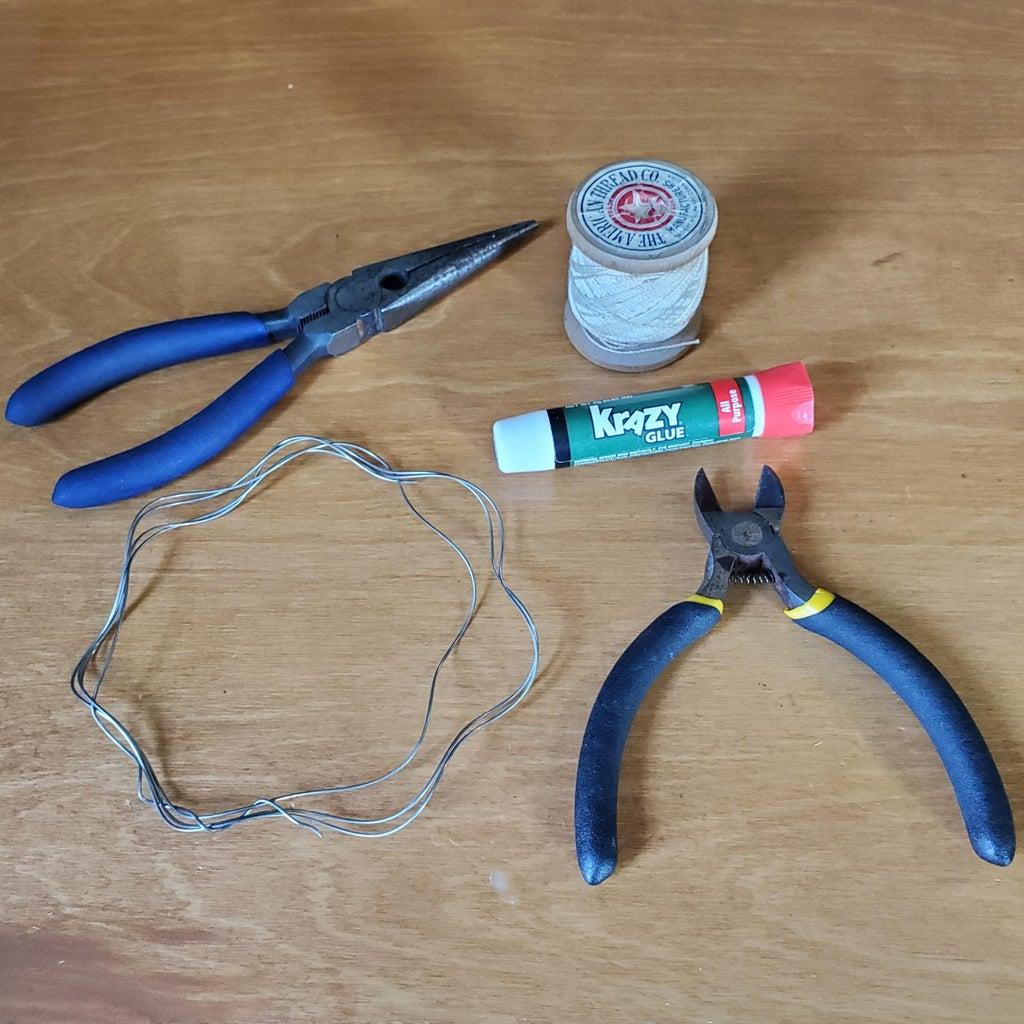 Wire Hook Keeper