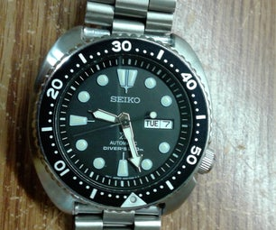 Watch Band Stainless Steel - Seiko Rolex Omega