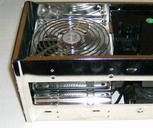 Thermaltake BigWater 780e & 760i REBUILD & CLEAN-UP !