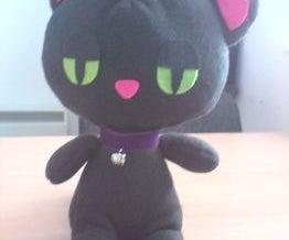Kitty Plushie