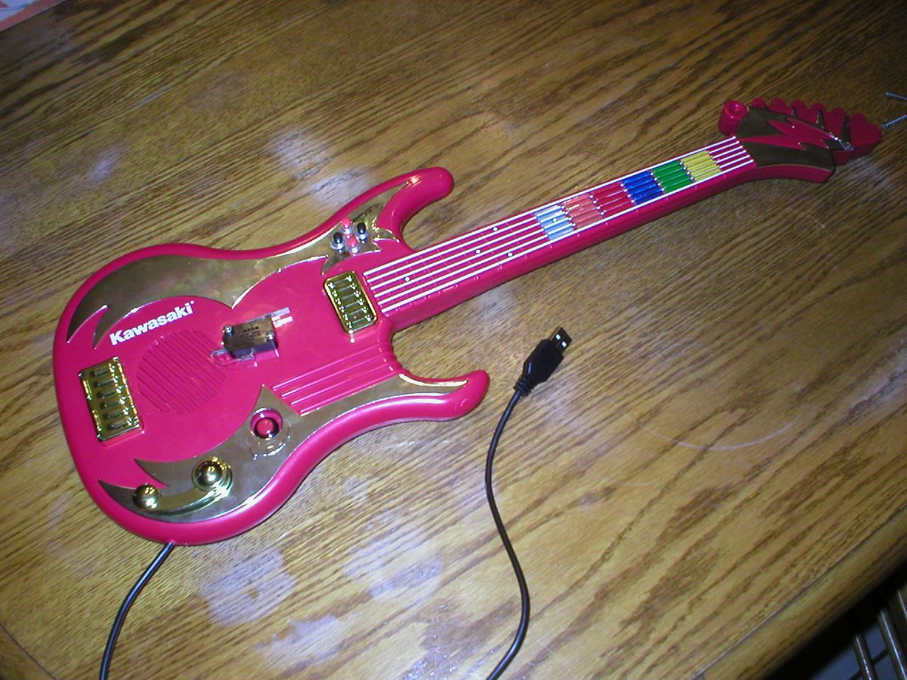 Make a Guitar Hero Kit for your PC