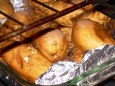 Prepare the Potatoes