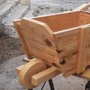 DIY Wheelbarrow