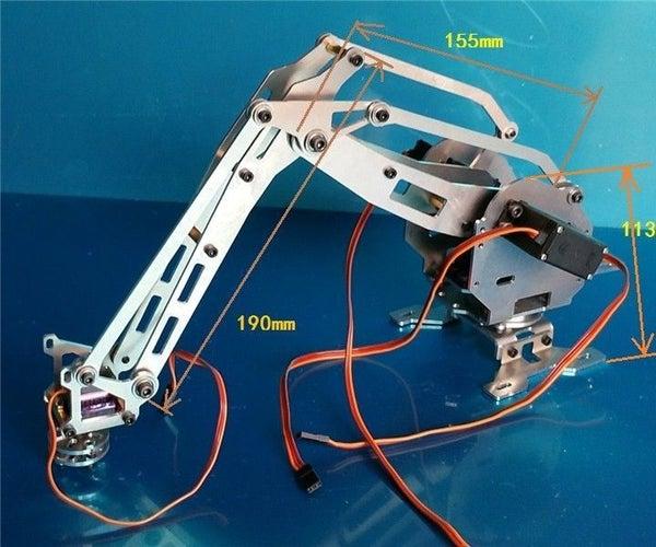 Assemble for Robot Arm