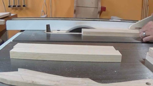 Drawer Runners and Carcass Assembly