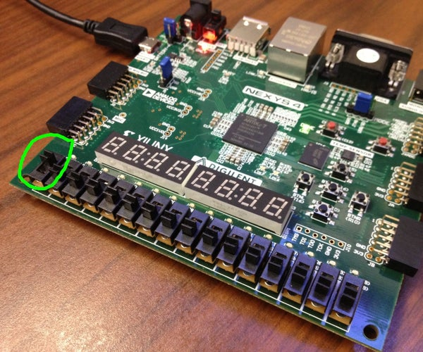 Setting Up Microblaze on the Nexys4 FPGA Board
