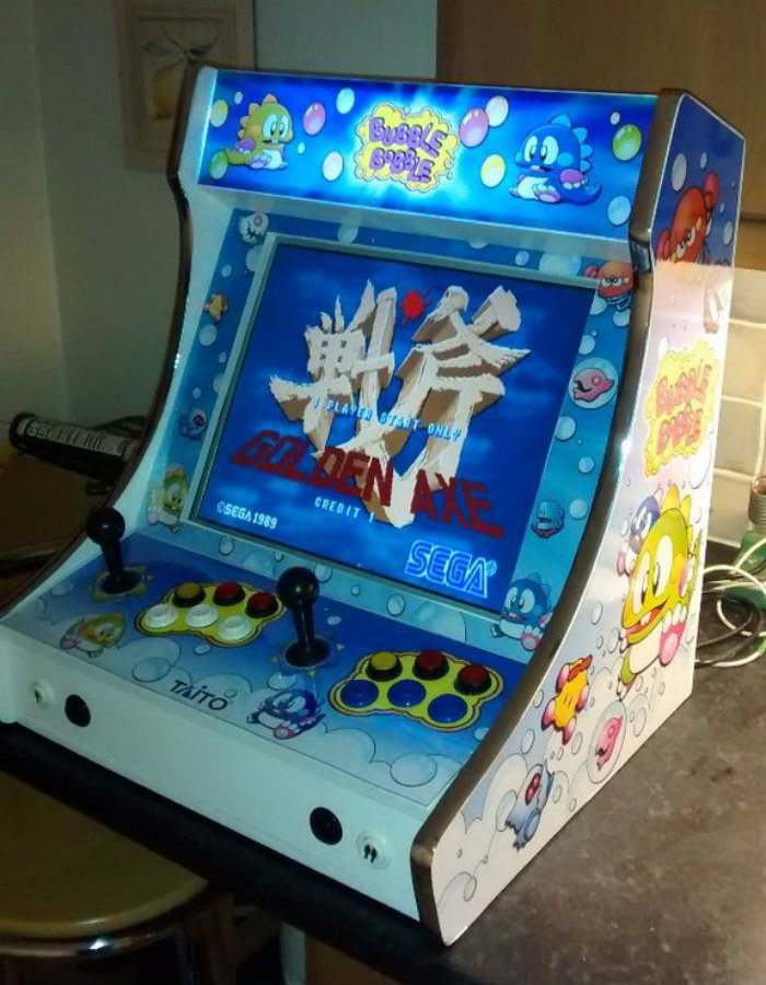 Bubble Bobble Bartop Arcade Machine